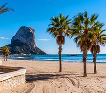 Costa Blanca - locations de vacances