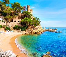 Costa Brava - locations de vacances
